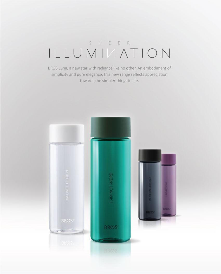 BROS New In - BROS Luna | Sheer Illumination