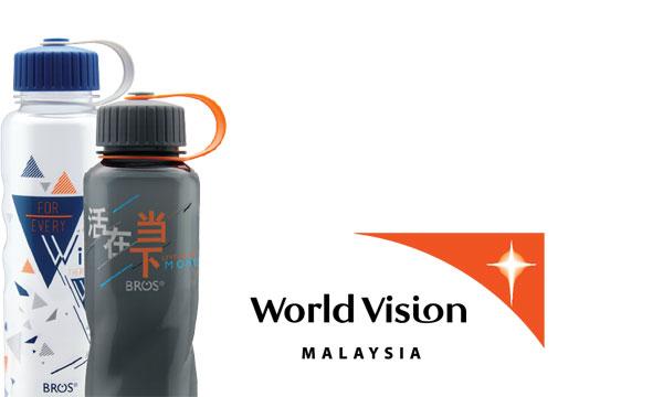 BROS Love - World Vision Malaysia Campaign