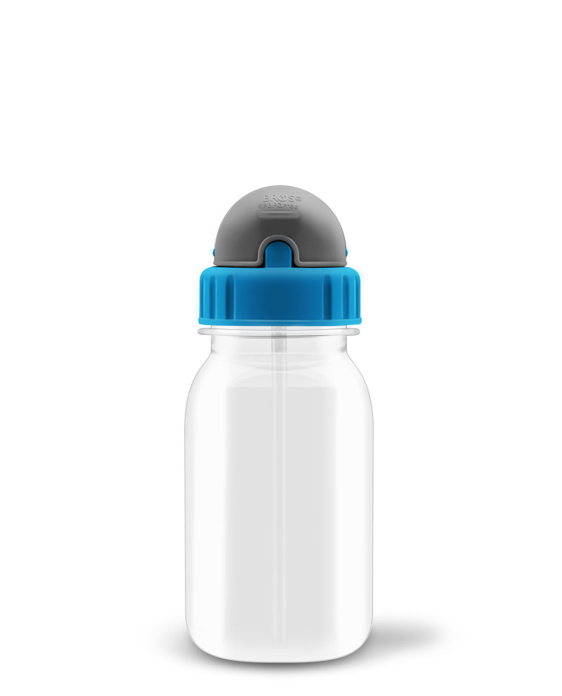 BROS Accessories (Sample) - straw cap with straw set for 350ml, 550ml & 750ml bottles