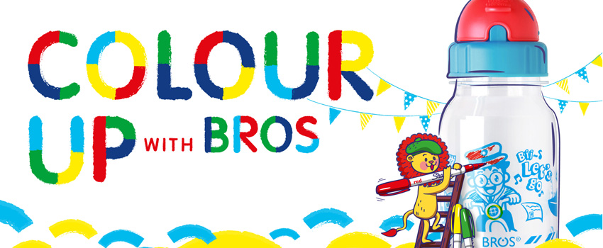 BROS Events- Colour Up With BROS