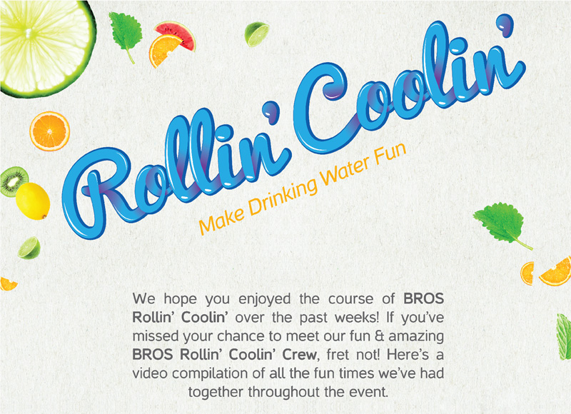 BROS Events- Rollin's Coolin' Video Wrap