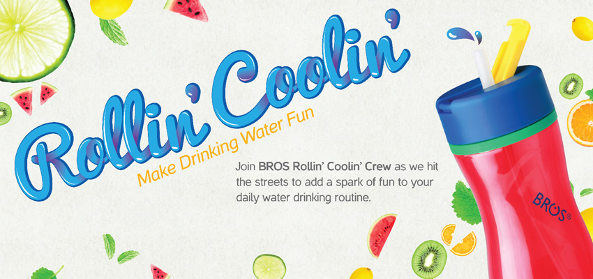 BROS Events- We Are On The Roll To Cool You Down!