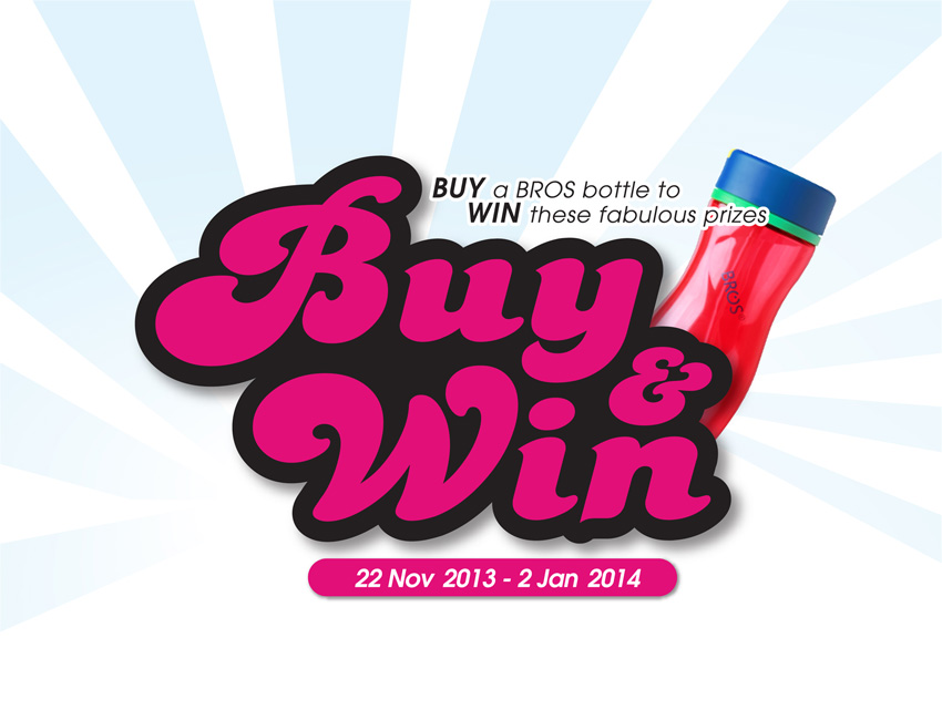 BROS Events- Buy & Win Winner Announcement